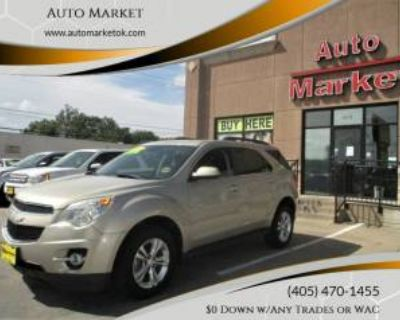 2012 Chevrolet Equinox LT with 2LT AWD
