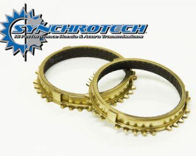 Synchrotech - Acura Integra Type R 3-4 Carbon Synchros