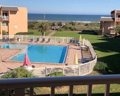 Direct Oceanview Condo on St. Augustine Beach - Butler Beach