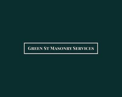 Green St Masonry Services