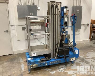 2013 (unverified) Genie IWP-25S Electric Vertical Mast Lift