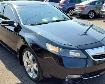 2014 Acura TL Advance Package