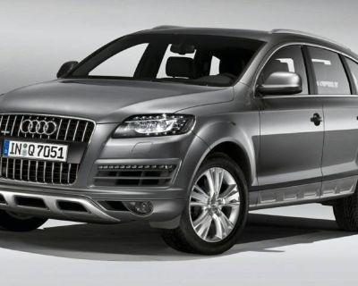 2014 Audi Q7 Premium Plus