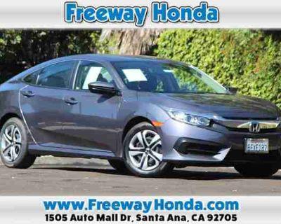 Used 2018 Honda Civic CVT