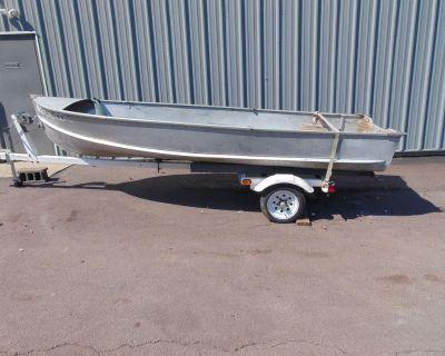 1965 18' Princecraft 14 Rowboat