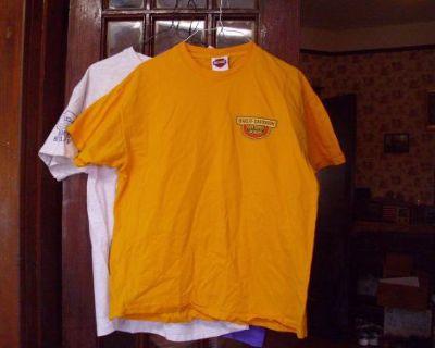 Harley-davidson Daytona Bike Week 2002 T-shirt! H-d License,willie G. Edition!