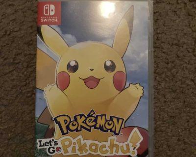 Pok mon Let s Go Pikachu