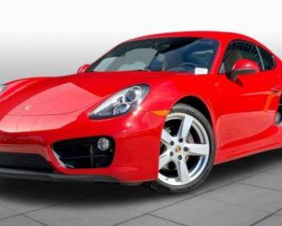 2015 Porsche Cayman Standard