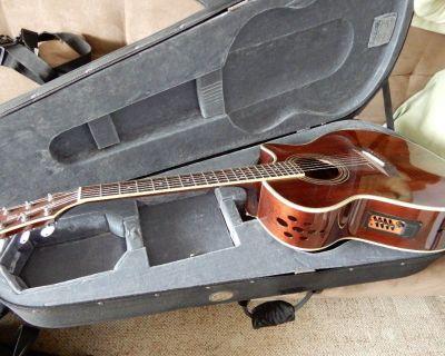 Sound Port USA Accoustic Guitar