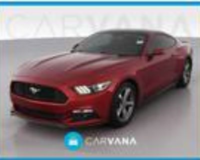 2017 Ford Mustang Red, 46K miles