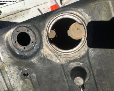 1958 gas fuel tank