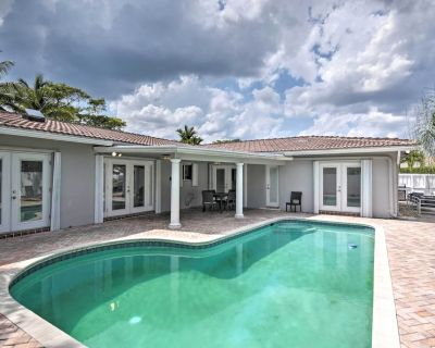 NEW! Lauderdale-By-The-Sea Luxe Waterfront Villa! - Fort Lauderdale
