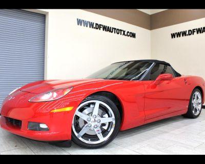 Used 2008 Chevrolet Corvette Convertible LT3
