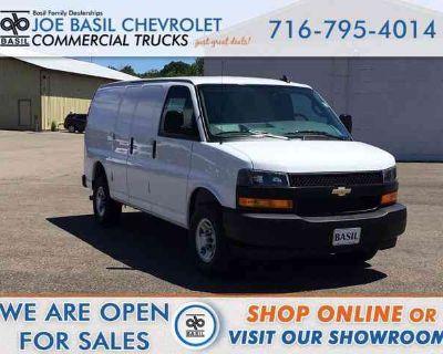 2021 Chevrolet Express Cargo Van