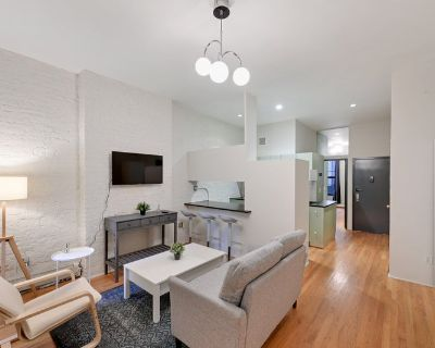 3-Bedroom Apartment in Hamilton Heights #481
