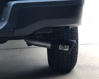 Texas - AFE Apollo GT axle back exhaust