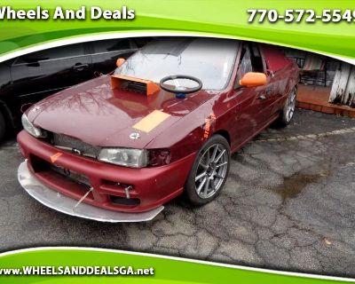 2000 Subaru Impreza Wagon L Sport