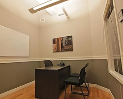 Private Office for 3 at Select Office Suites - 1115 Broadway Flatiron NYC