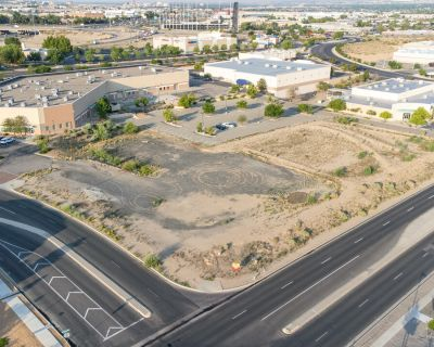 Renaissance LAND LEASE OR BUILD TO SUIT Will Sub-divide