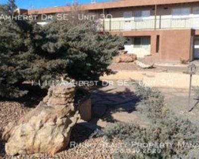 1111 Amherst Dr Se #30, Albuquerque, NM 87106 1 Bedroom Apartment