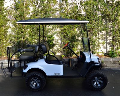 2018 E-Z-GO Express S4 Electric Golf carts Boca Raton, FL