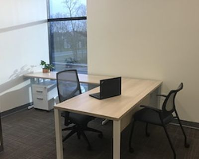 Private Office for 3 at Office Evolution Fishers