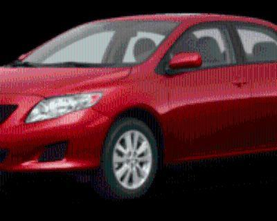 2010 Toyota Corolla Base