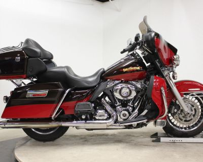 2010 Harley-Davidson Electra Glide Ultra Limited Touring Pittsfield, MA