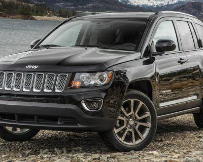 2015 Jeep Compass Altitude