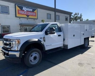 2021 FORD F550 Cab and Chassis Trucks Medium Duty