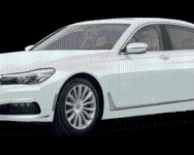 2017 BMW 7 Series 740e iPerformance