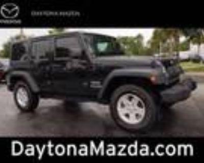 2018 Jeep Wrangler Black, 45K miles