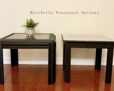 Pair of Side/End Tables