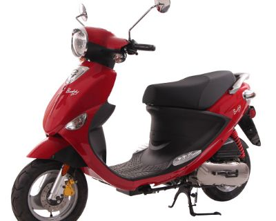 2022 Genuine Scooters Buddy 50 Scooter North Mankato, MN