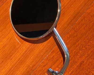 1949-1967 BUG/BEETLE ROUND MIRROR - RIGHT