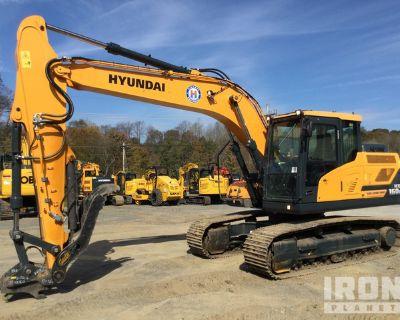 2019 Hyundai HX160L Track Excavator