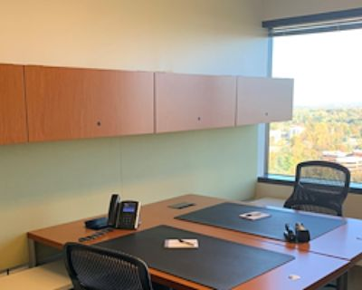 Private Office for 2 at Carr Workplaces - Tysons