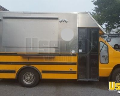 Turnkey 2000 Ford E350 18.5' Stepvan All-Purpose Food Truck
