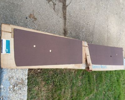 1947 1955 Chevy Pickup NOS Left RIGHT Front Door PanelS GM # 3700543 RARE TRUCK