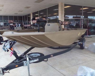 2022 G3 Boats Gator Tough Jon Series