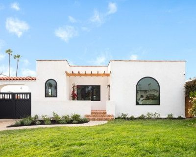 Remodeled Spanish-Style Abode Built in 1924, Beautiful Kitchen, Bright Natural Light, Los Angeles, CA