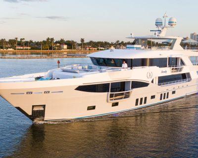 2016 133' Iag Motor Yacht