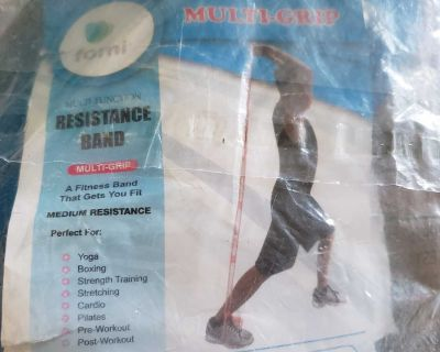 New 7 ring resistance band