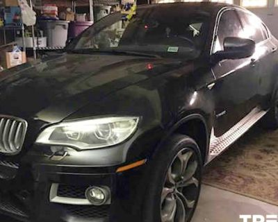 2013 BMW X6 50i