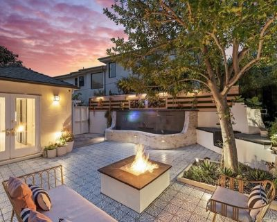 Luxury Hollywood Villa With Heated Pool, Jacuzzi & Barbeque - Sherman Oaks