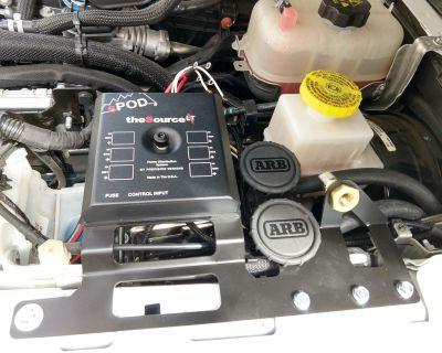 New ARB Compressor Mounting Kit?