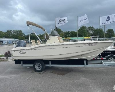 2021 Scout 175 Sport Fish