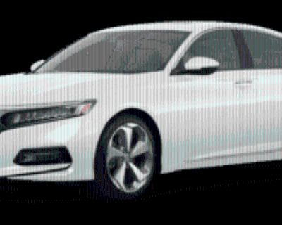 2019 Honda Accord Touring 2.0T Automatic