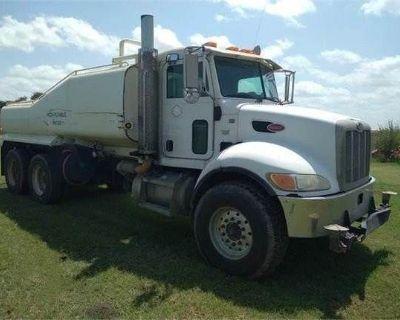 2010 PETERBILT 340 Water Trucks