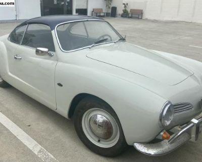 1964 Karmann Ghia (Running)